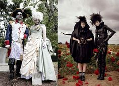 Most Frightful Halloween Costumes For Couples