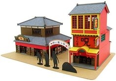 [LOOT] You can now recreate the mysterious village from Spirited Away thanks to a Papercraft kit - http://www.afachan.asia/2016/06/loot-can-now-recreate-mysterious-village-spirited-away-thanks-papercraft-kit/