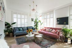 Mój dom, czyli jak się urządziłam – Dorota Szelągowska, Blog Doroty Szelągowskiej Home Salon, Sofa, Couch, Living Room Decor, Interior Design, Modern, Furniture, Home Decor, Google