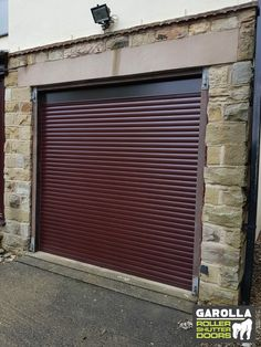 All Inclusive, Fully Installed Roller Shutter Garage Doors From Garage Doors Uk, Garage Door Cost, Single Garage Door, Garage Doors Prices, Electric Garage Doors, Garage Walls, Roller Doors, Roller Shutters, Electric Rollers
