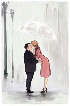 My very favorite HP universe couple.  ❤