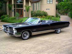 1965 Pontiac Grand Prix Convertible