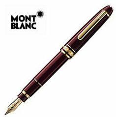 97e1021b951 mont blanc pen - Google Search