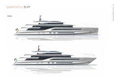 Benetti Design Innovation - Quartostile  www.benettiyachts.it