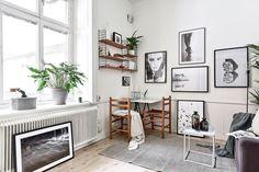 Studio with loft bed Follow Gravity Home: Blog - Instagram - Pinterest - Facebook - Shop