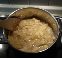 """Recept """"apenboter""""! Soort jam met banaan en ananas (Monkey Butter)"""