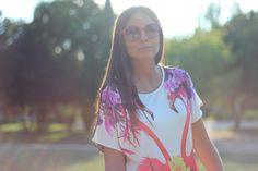 Tendencias primavera-verano 2013: flamencos #moda #tendencias