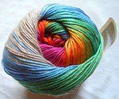 Alize Diva Batik Design Yarn with silk effect. by HandyFamily, €4.20
