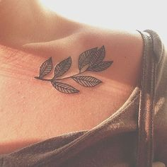17 Fall-Inspired Tattoos That Show Off the Dreamiest Autumn Leaves: Fall is in full force, and we're going to let you in on a little secret: we don't hate it.