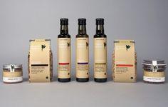Packaging design - food packaging - Organic Herb Co Organic Herbs, Organic Vegetables, Organic Gardening, Incense Packaging, Organic Packaging, Product Packaging, Herb Co, Edible Insects, Food Design