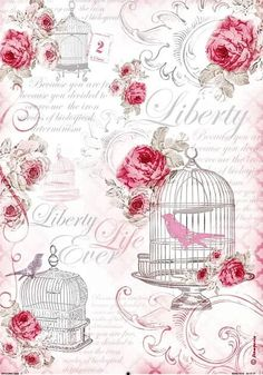 Shabby Chic Home Decor Vintage Labels, Vintage Ephemera, Vintage Cards, Vintage Paper, Vintage Images, Decoupage Vintage, Shabby Vintage, Vintage Flowers, Printable Scrapbook Paper