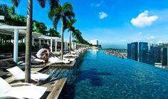 World's Coolest Infinity Pools - Jetsetter - Martina Bay Sands Hotel - Singapore