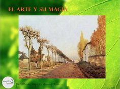 """ALFRED SISLEY: """"Chemin de la Machine, Louveciennes"""", 1873 - Paris, Musée d'Orsay. Si quisieramos dar una lista de figuras representantes del impresionismo puro y esencial, sin interferencias de otras corrientes, dicha lista terminaría por reducirse a tres nombres: Claude Monet, Camille Pissarro y Alfred Sisley. Las pinturas que Sisley realizó en el pequeño pueblo de Louveciennes son quizás sus mayores logros, y esta simple pero poderosa composición es buena prueba de ello"""