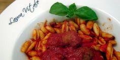Italian Sunday Sauce & Gnocchi - Traditional Recipe - Italian Cook Laura Vitale - EverybodyLovesItalian.com