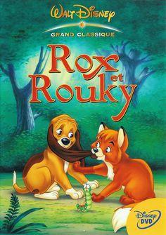 Rox et Rouky.