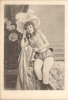 Émilienne d'Alençon.