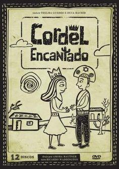 Cordel Encantado DVD com novela completa