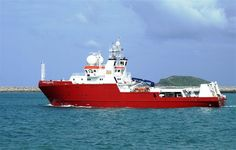 Fugro Survey Vessel Joins Search for Flight MH370