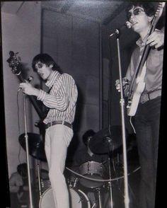 Roger Waters & Syd Barrett