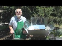 Food storage and emergency preparedness must: GLOBAL SUN OVEN bakes, steams, boils food. Closest to conventional oven. Survival Food, Camping Survival, Emergency Preparedness, Survival Skills, Survival Tips, Solar Cooker, Solar Oven, Oven Cooking, Outdoor Cooking