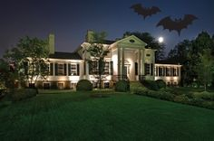 Haunted House: The Taft at Night, October 31