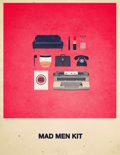 Mad Men Kit by Alizée Lafon