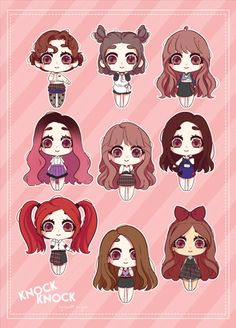 Twice drawings on paigeeworld. pictures of twice - paigeeworld Kpop Fanart, Nayeon, Kpop Girl Groups, Kpop Girls, Adventure Time Flame Princess, Doodle, Twice Fanart, Fashion Design Template, Jihyo Twice