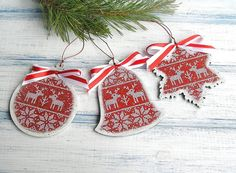 Traditional Christmas Gifts by Rhian on Etsy