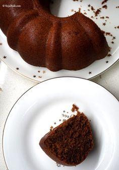 Mississippi Kek (Çikolatalı Yumuşak Kek)
