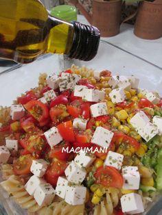 Vegetable Recipes, Vegetarian Recipes, Cooking Recipes, Healthy Recipes, Delicious Recipes, Guatemalan Recipes, Deli Food, Seafood Salad, Clean Diet