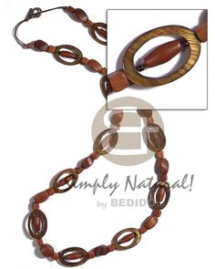 Bedido wholesale long endless necklaces from the Philippines. Handmade ladies fashion accessory long endless necklace made of natural materials like coco, bone, horn, shell and wood. Fashion Accessories, Fashion Jewelry, Native Style, Wood Necklace, Shell Necklaces, Wholesale Jewelry, High Gloss, Philippines, Amber