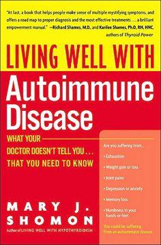 Lupus & Sjogren's are autoimmune diseases.
