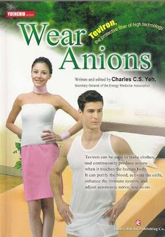 Teviron clothing takes care of your health 24/7. Visit http://NegativeIonClothingSingapore.com for more information.
