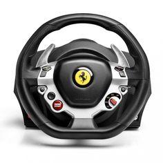 30ecbdc52d6 Thrustmaster Racing Wheel TX Italia Edition Ferrari 458 Ferrari 458, Steering  Wheels, Engine Start