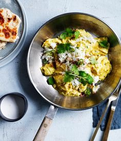 Indian-style scrambled eggs :: Gourmet Traveller