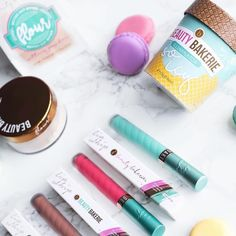 Is there a better way to cake than with our Smudge-Free and waterproof formulas?! We are CATERING to you! Now sold in over 100 countries and with 13 retail partners WORLDWIDE! See our locations tab on our website to find out where you can shop Sweet! Don't forget to spread a little Sweetness to those around you!