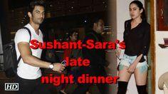 Sushant and Sara's late night dinner, movie on cards! , http://bostondesiconnection.com/video/sushant_and_saras_late_night_dinner_movie_on_cards/,  #AkshayKumar #Anushka&Virat #celebreviewdearmaya #dearmaya #dearmayafullmovie #dearmayareview #ManishaKoirala #Raabta #Rekha #rekha'sreactionondearmaya #salmankatrina #SalmanKhan #saraalikhandebutfilm #ShahRukhKhan #shahrukhkhan-abram #sushantkriti #sushantsara #sushantsaraakikhanlatenightdinner #SushantSinghRajput #ViratKohli