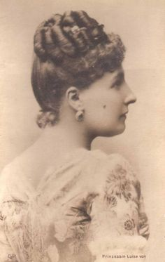 Louise of Belgium
