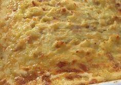 Πατάτες με τυριά και μπέικον στον φούρνο συνταγή από SofiaLefkada - Cookpad Macaroni And Cheese, Ethnic Recipes, Food, Mac And Cheese, Essen, Meals, Yemek, Eten