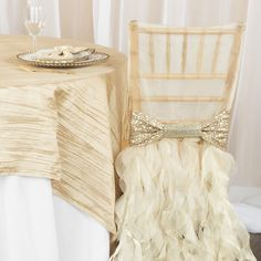 wedding chair covers mansfield office decorating contest ideas 84 best champagne decorations images in 2019 guest table set up tablescape