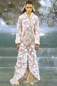 Fendi Fall 2016 Couture Fashion Show - Paulina Frankowska