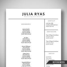 15 professional cover letter cv resume moderen by resumedesignstudio