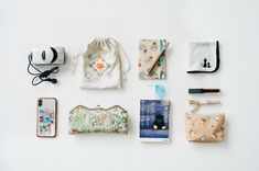 What In My Bag, What's In Your Bag, You Bag, My Bags, Pouch, Girly, Mini, Poster, Women's
