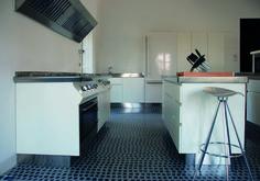 Bespoke Matt White Laquered Kitchen
