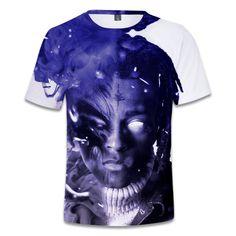 abab7501a82b XXXTentacion t-shirt Battles Memorial t-shirt Rapper RIP t-shirt Hip ...