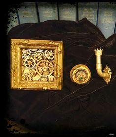 Kit di Customizzazione Steampunk Your Life di ArteficeDeiGolem