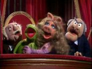 410 love lifted me KB) Statler And Waldorf, The Muppet Show, Jim Henson, Treasure Island, Haunted Mansion, Kermit, Christmas Carol, Holiday Fun, Puppet