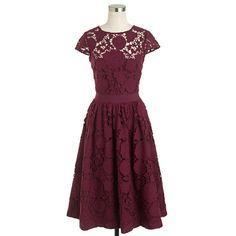 Berry Collection: Garden eyelet dress