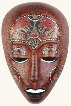 cultural masks from africa - Google Search