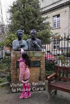 Le Musée Curie à Paris - Avenue Reine Mathilde Marie Curie, City, Trips, Blog, Family Travel, Viajes, Cities, Traveling, Blogging